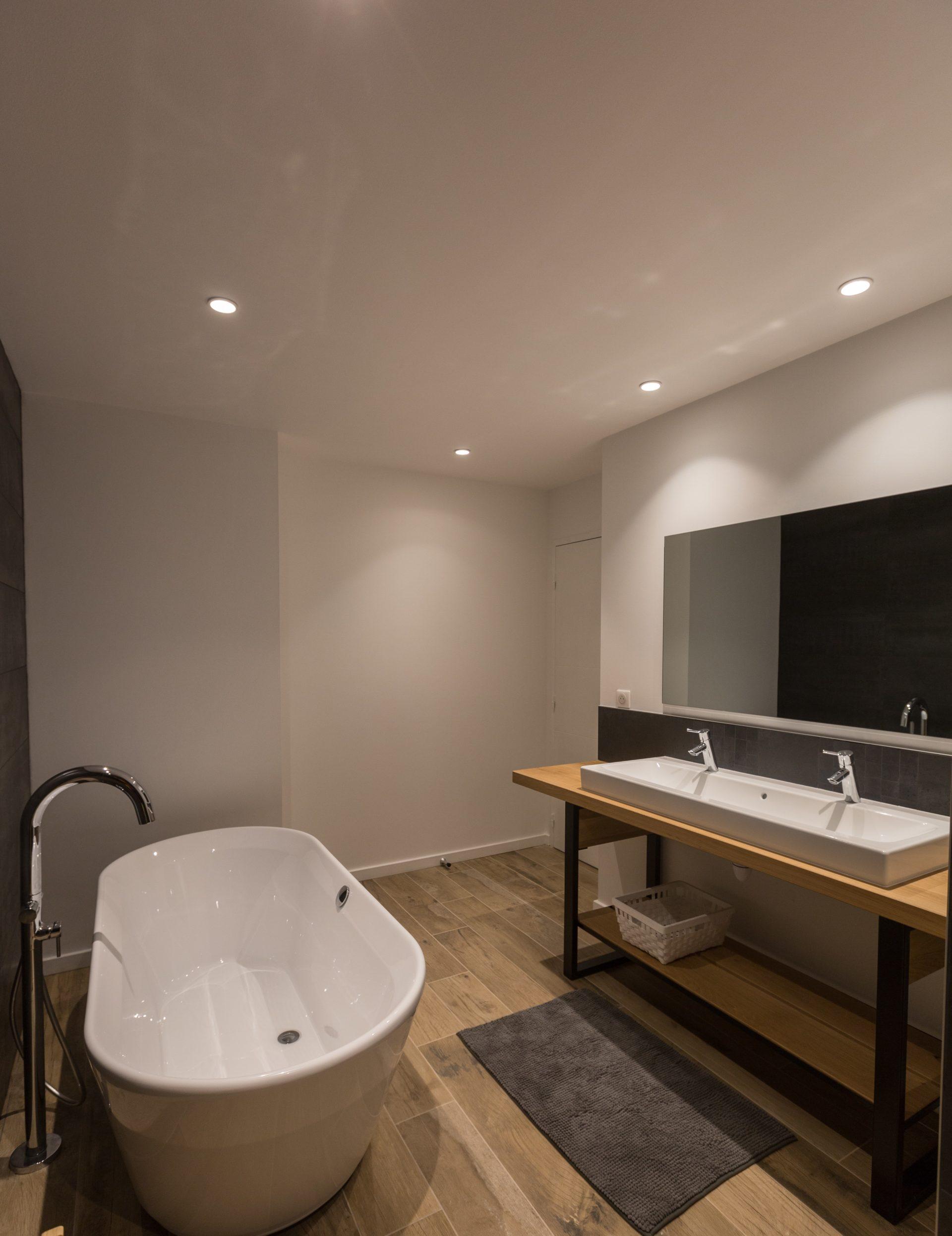 Meubles salle de bains sur mesure